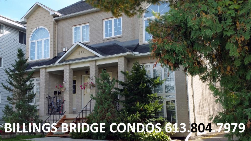 Ottawa Condos For Sale Billings Bridge 1114 Rockingham Avenue
