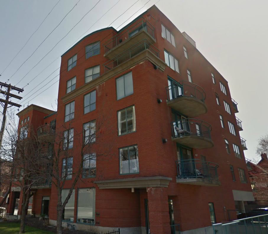 Ottawa Condos For Sale Centre Town 344 Waverley Street