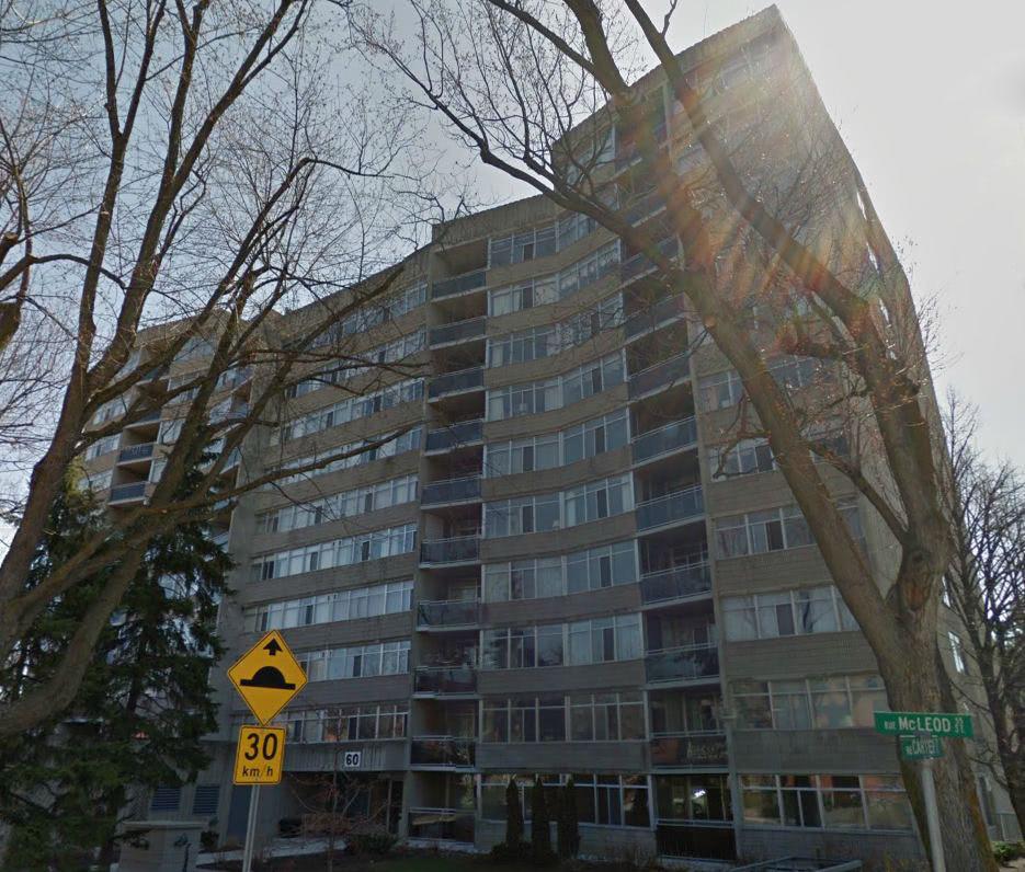 Ottawa Condos For Sale Centre Town 60 McLeod Street