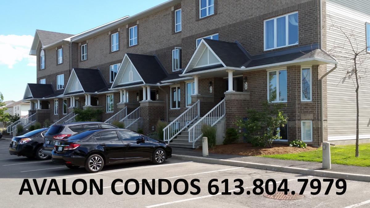 Ottawa Condos For Sale Orleans Avalon Nottingate Springridge 50 78 Beaucache Private