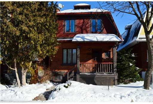 Ottawa House for<br />Sale Sandy Hill<br />149 Russell Avenue