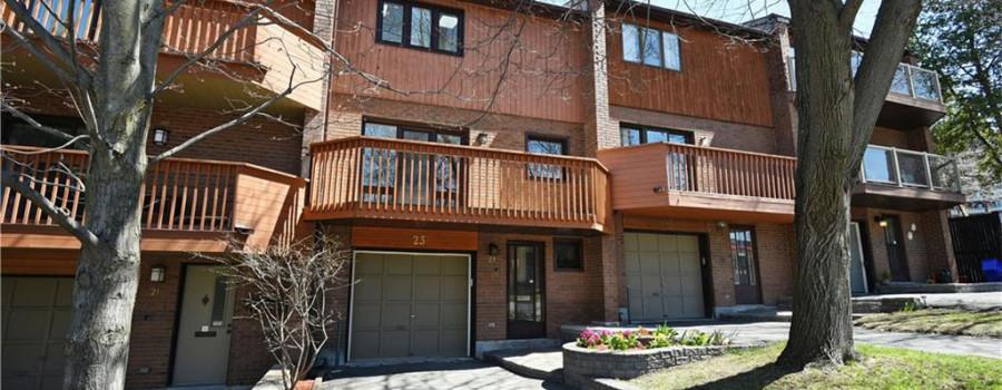 Ottawa House for Sale Bayshore <br>23 Birchdale Avenue <br>$415,000