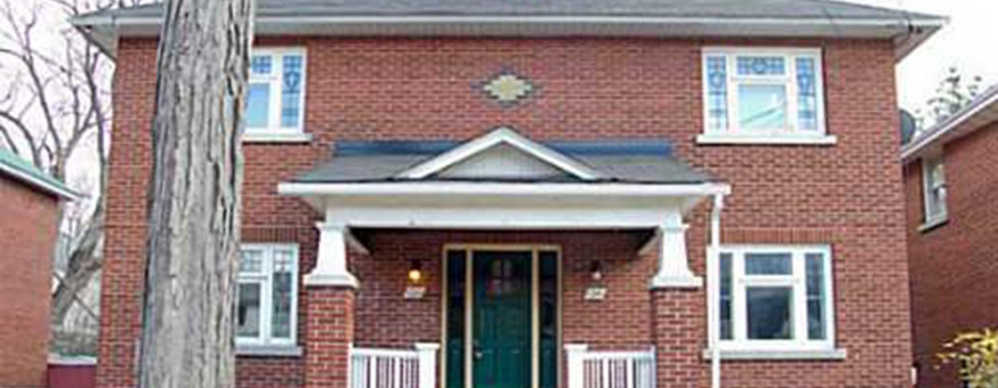 Ottawa House for Rent <br>in Wellington Village <br>132 Faraday Street <br>$1640/month