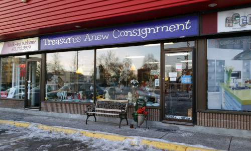 Ottawa Antique Store <br />Treasures Anew Consignment