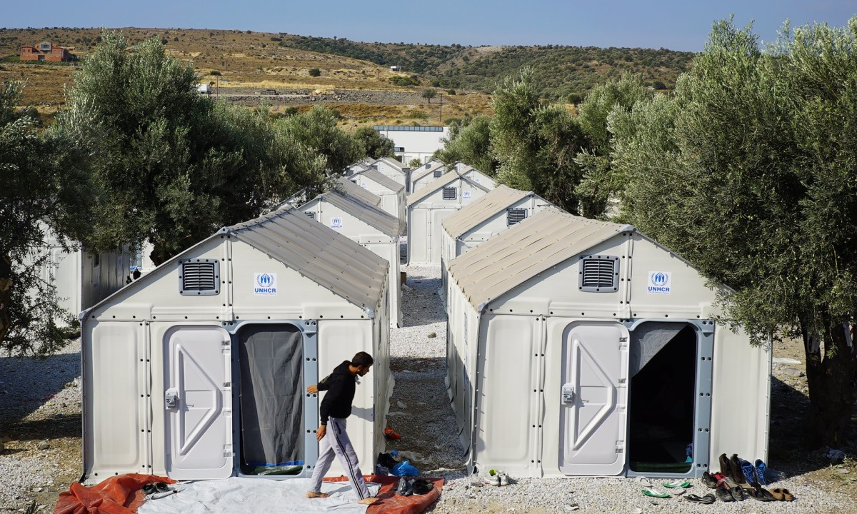 Flat Pack Shelter : Ikea flat pack refugee shelter wins design of the year
