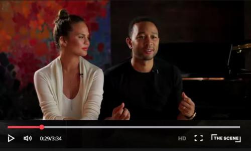 John Legend and Chrissy Teigen's New York City Home