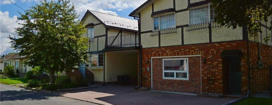 Ottawa House for Sale in <br>Vanier <br>288 Frontenac Street <br>$549,000