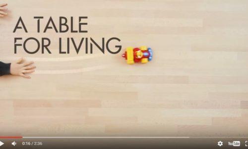 Ikea Imagines the Future of the Table