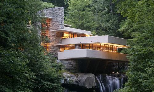 Architects <br>Frank Lloyd Wright