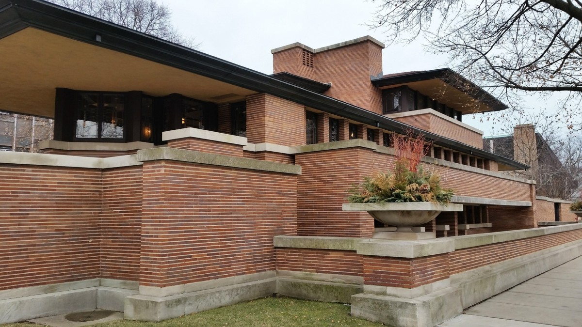 Architect frank lloyd wright for Architecture wright