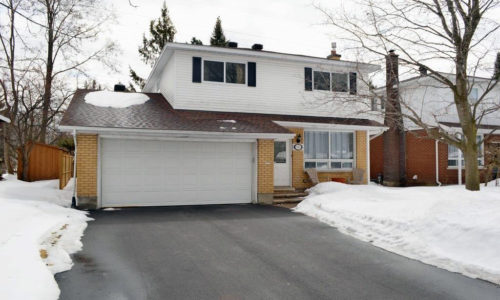 Ottawa House for Sale in Riverside Park South<br>576 Dickinson Avenue <br>$479,900