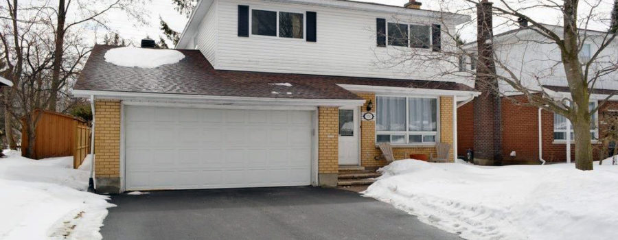Ottawa House for Sale in Riverside Park South <br>576 Dickinson Avenue <br>$479,900