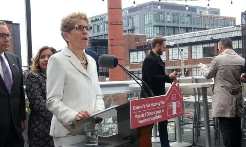 Premier Wynne Announces changes to Real Estate