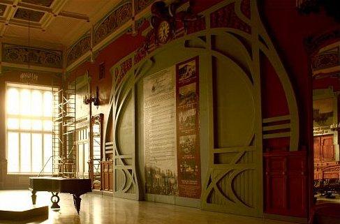 architecture art nouveau style
