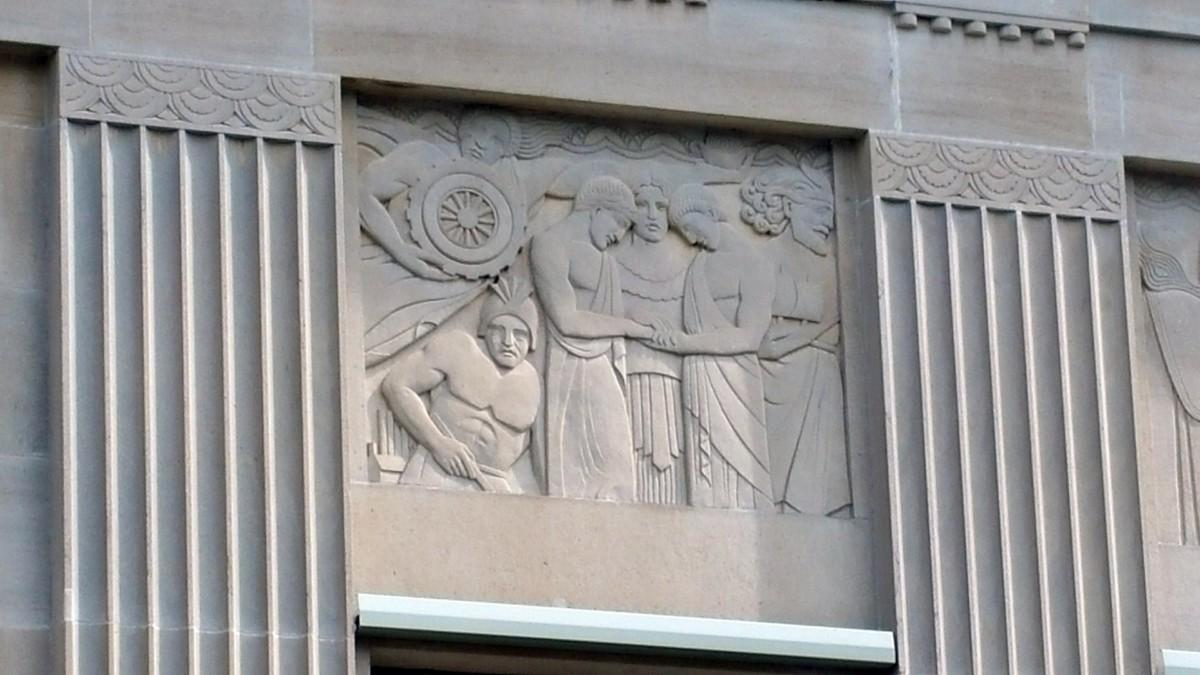 Architecture Art Deco – Ottawa – Part 1