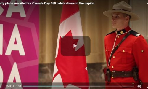Canada Day 150 <br />Celebrations in the Capital