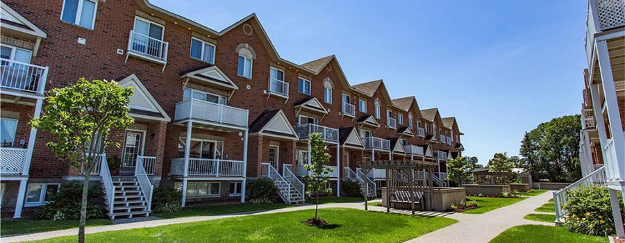 Ottawa Condos for Sale <br>Bilberry Creek/Queenswood Heights <br>122-3265 St-Joseph Boulevard <br>$224,900