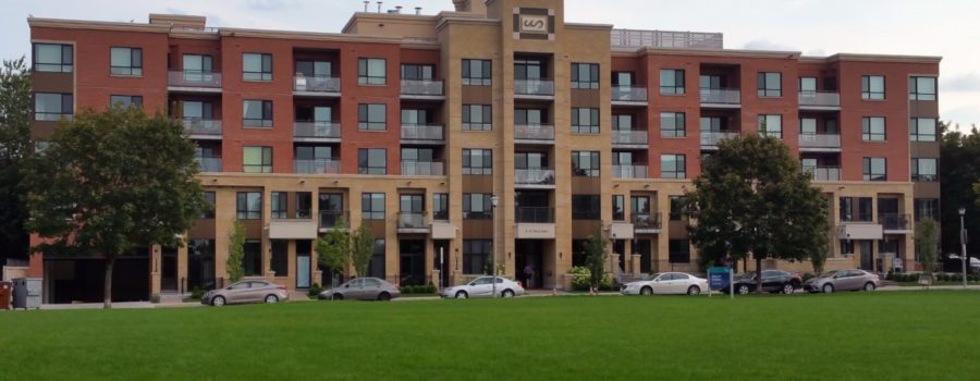 Ottawa Condo for Rent <br />Lower Town <br />$2300/month