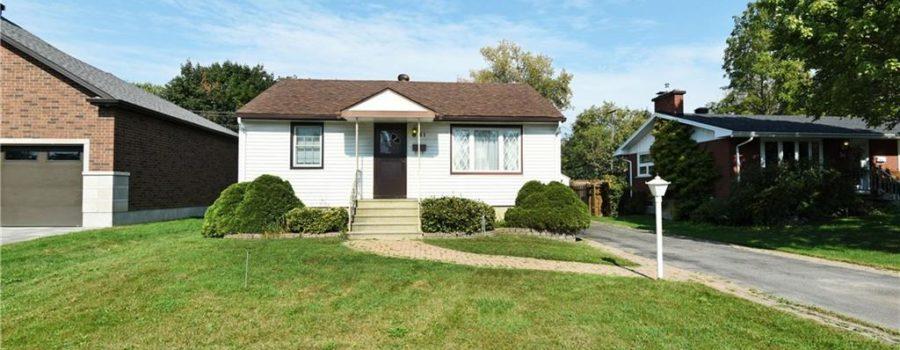 House for Sale St. Claire Gardens <br>61 Granton Avenue <br>$420,000