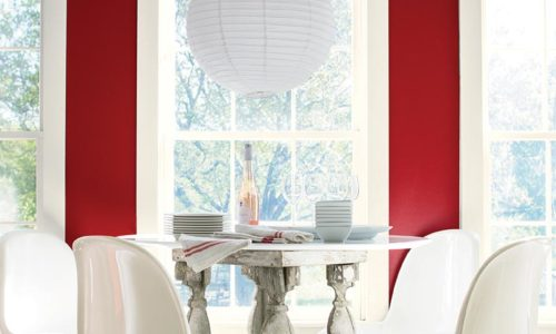 Colour of the Year 2018 <br />Sherwin-Williams, Benjamin Moore, and Behr