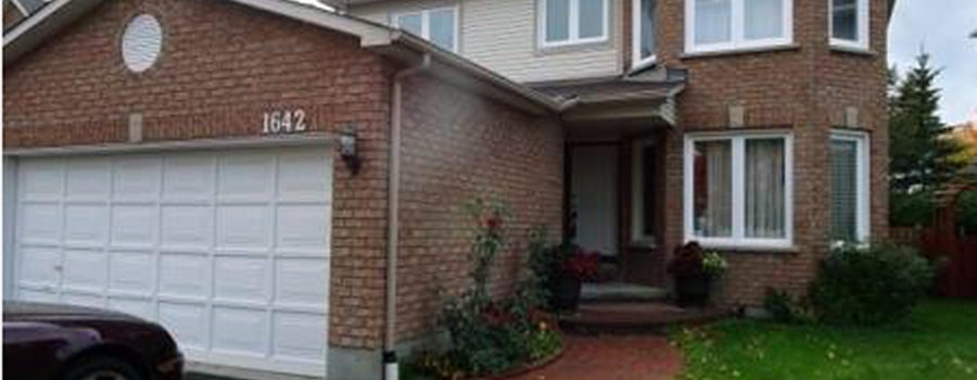 Ottawa House for Rent <br>Orleans Sunridge <br>1642 Blohm Drive <br>$2,500