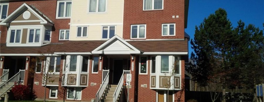Ottawa Condo for Rent <br>Chapel Hill North <br>6245 Tealwood Place <br>$1,450
