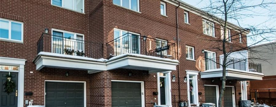 Ottawa House for Sale <br>Lower Town MacDonald Garden <br>6 Turgeon Private <br>$433,800