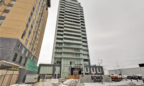 Ottawa Condo for Sale <br>West Centre Town <br>1505-111 Champagne Street South <br>$375,000