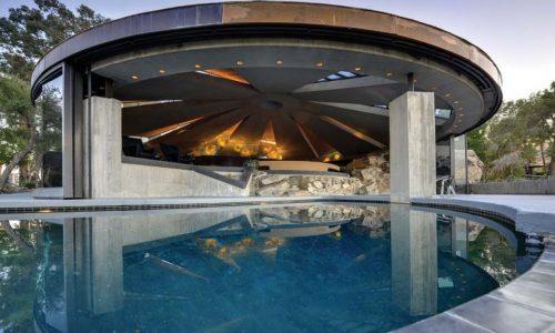 Architect – John Lautner <br>Googie Style