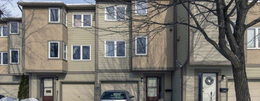Ottawa Condo for Sale <br />Katimavik <br />30 Peary Way <br />$210,000