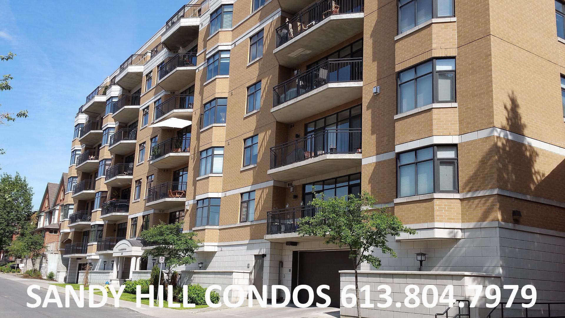 Ottawa Condos For Sale Sandy Hill 260 Besserer Street