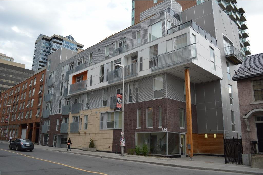 Ottawa Condos For Sale Lower Town 360 Cumberland Street