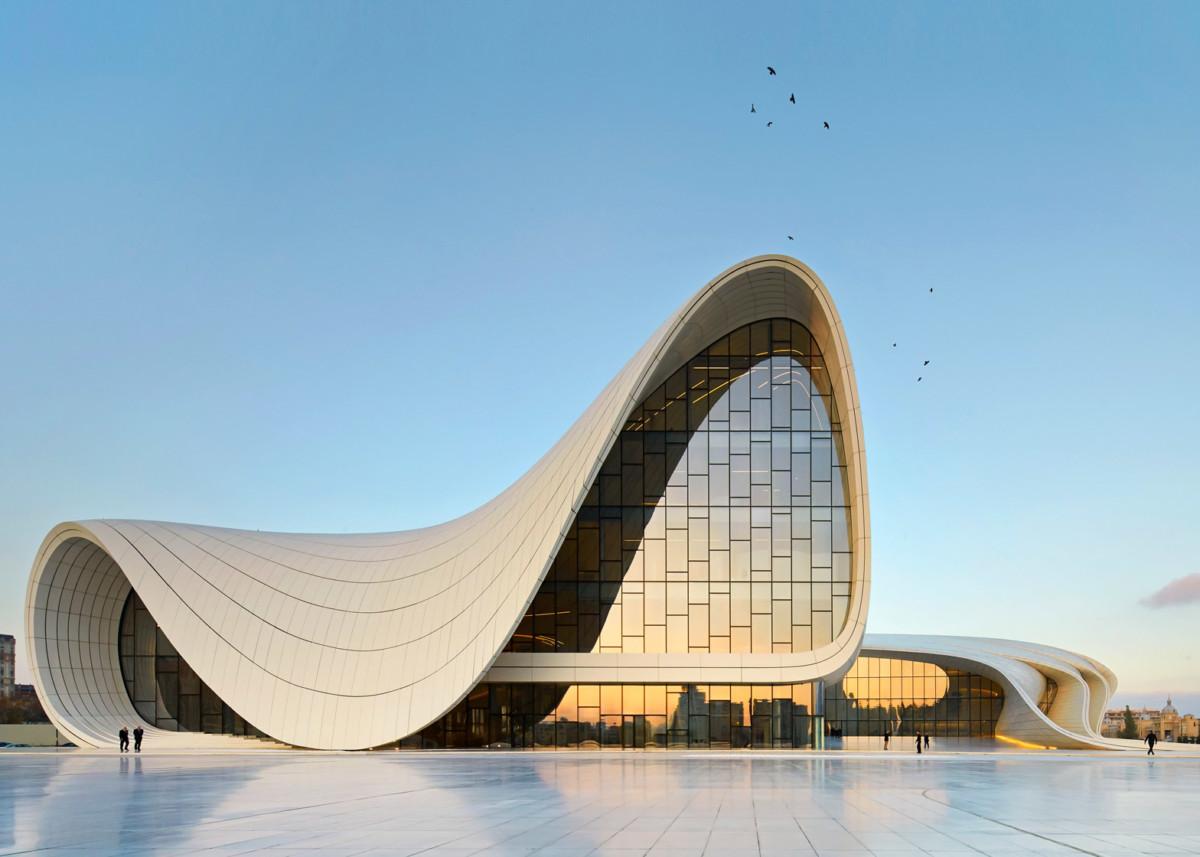 Architect: Zaha Hadid