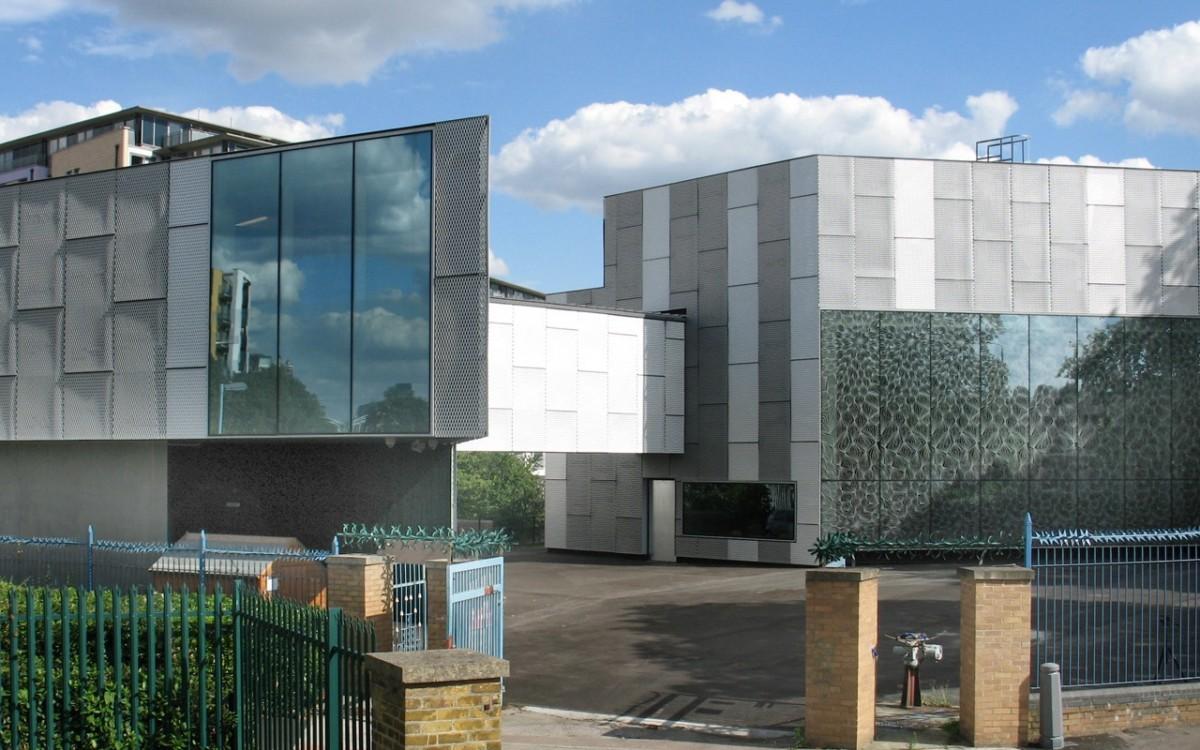 Architect – David Adjaye