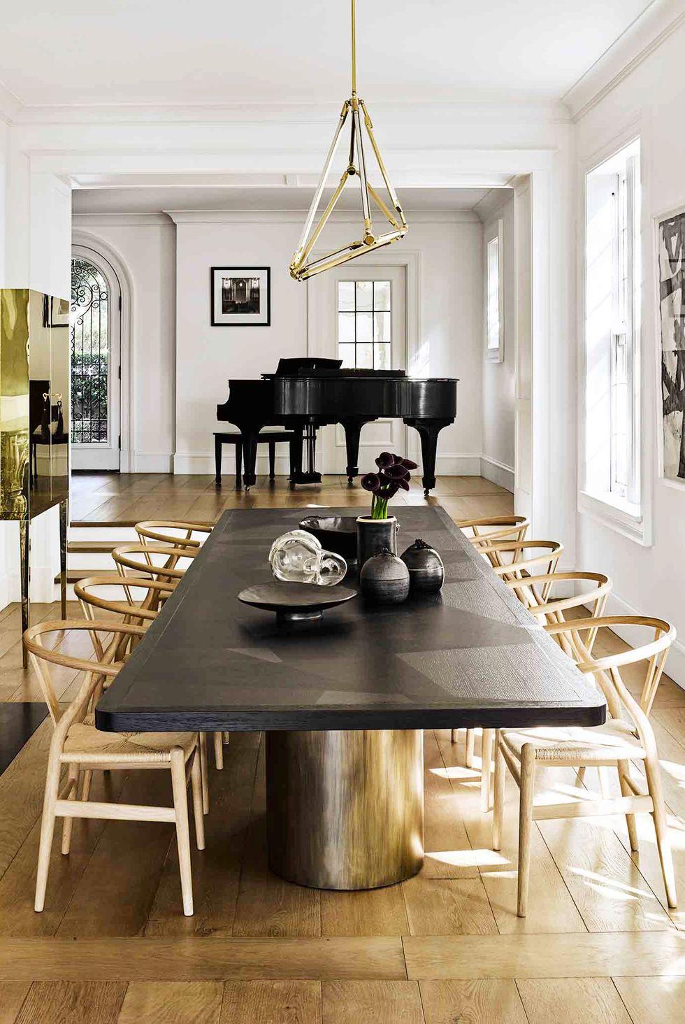 Designer Dining Rooms: 55 Dining Room Ideas